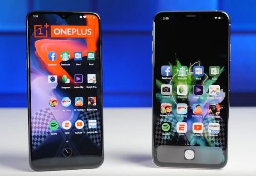 Oneplus 6T takes on the iPhone XS Max