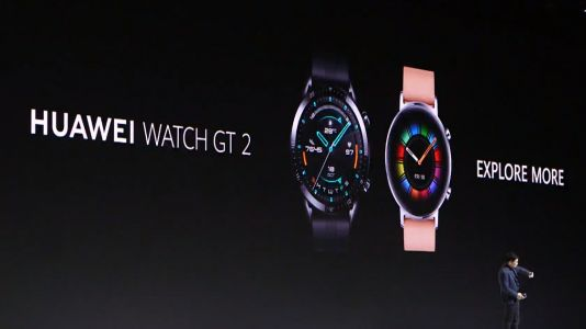 Huawei Watch GT 2 unveiled, with improved design and health tracking