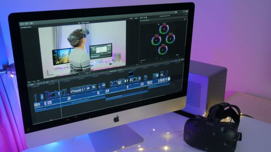 Hands-on: Final Cut Pro 10.4 adds 360 VR, advanced color grading, HDR support, and more