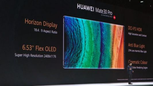Huawei Mate 30 Pro Specifications