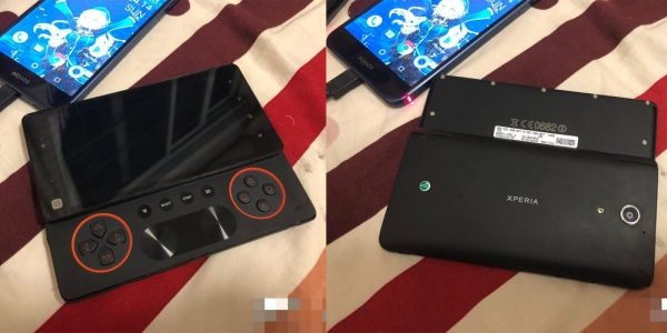Sony Xperia Play 2 prototype gives us a glimpse at the canceled gaming phone