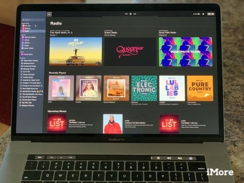 Curate your Apple Music radio stations for personalized listening