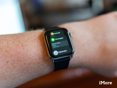 Did you know that your Apple Watch has a Dock? Here's how to use it!