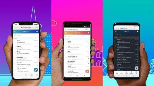 Yahoo Mail gets mobile web overhaul and launches for Android Go