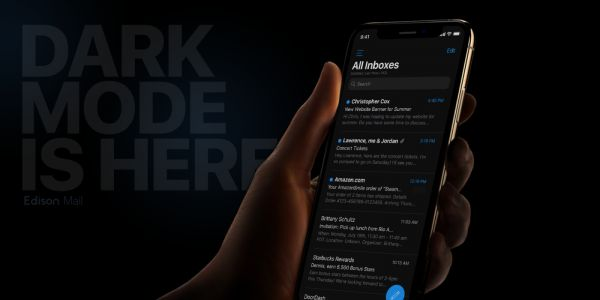Edison Mail launches dark mode in preparation for iOS 13, macOS app coming soon