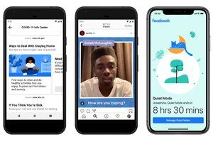 Facebook gives iOS users peace of mind with Quiet Mode