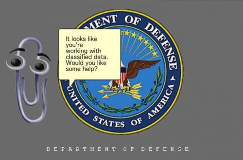 Pentagon CIO seeks tool to automatically classify and control docs and data