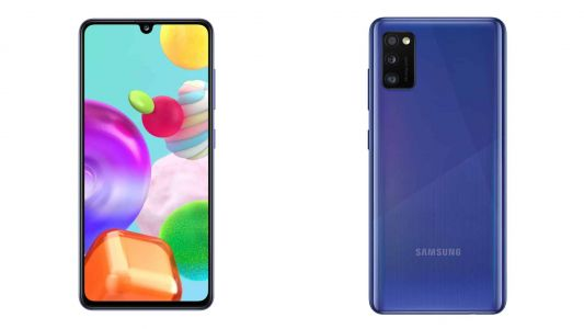 Galaxy A41 Announced With Triple Camera Setup, 15W Charging & More