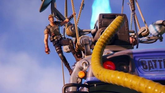 October 'potential' release date for Fortnite on GeForce NOW