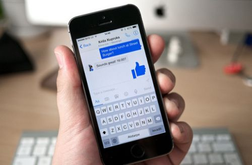 You're not imagining things: Facebook Messenger on iPhone has a weird bug right now