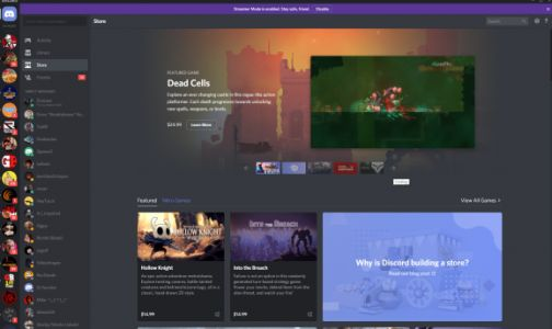 Discord's game store and subscription service launch worldwide