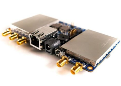 LimeNET Micro radio platform for self-contained wireless networks