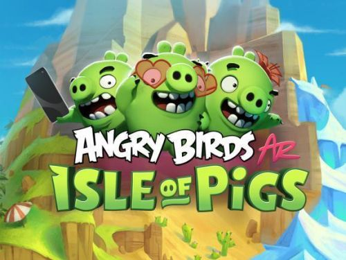 Rovio Launches New Augmented Reality Angry Birds Game