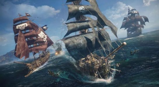 Ubisoft's Skull & Bones is a surprisingly good pirate naval battle game