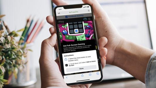 Facebook Gaming Now Available to iOS Users Through Web App Due to App Store Policy