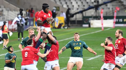 Lions vs South Africa live stream: how to watch second Test match from anywhere