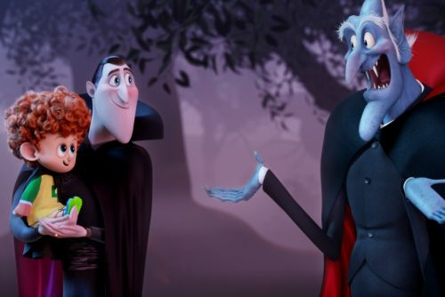 The 'Hotel Transylvania' Franchise May Be Our Greatest Epic Poem of Contemporary American Jewish Life