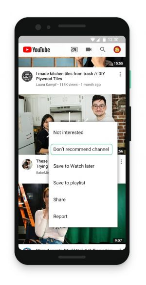YouTube Introduces New Tools To Help Users Customize Recommendations