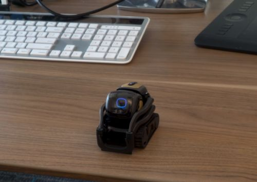 Alexa integration is coming to Anki's Vector on December 17