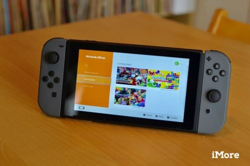 Use the Nintendo Switch's Wishlist feature so you never miss another game