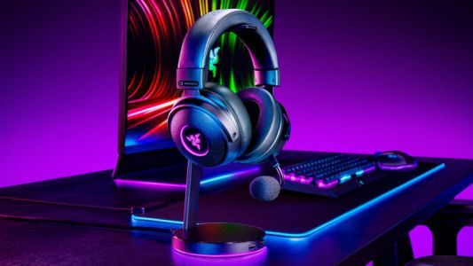 Razer's new Kraken gaming headsets bring controller-like vibrations to your head