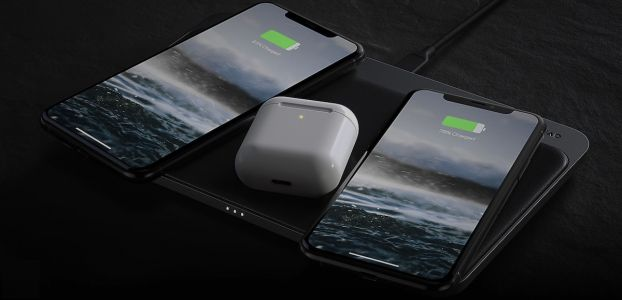Nomad's Upcoming 'Base Station Pro' is the Latest AirPower Alternative, Able to Charge 3 Devices in Any Position