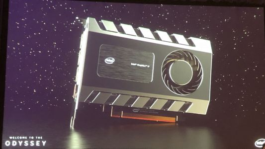Intel reveals its graphics card with these first prototype renders