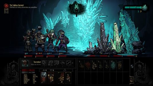 Two years later, Darkest Dungeon is completely different for the better