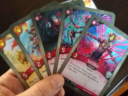 KeyForge: The red-hot card game where every deck is unique-and unchangeable