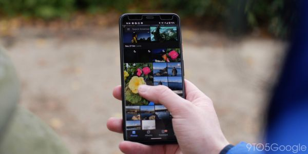 Google Photos rolls out new account switcher w/ integrated backup status