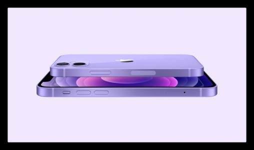 Apple announces new Purple iPhone 12 in time for spring