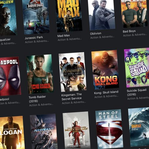 This massive iTunes holiday sale is full of discounted Digital HD films