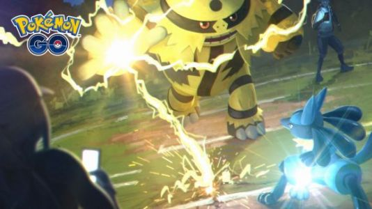Pokémon Go Trainer Battles are live for players level 10 and higher