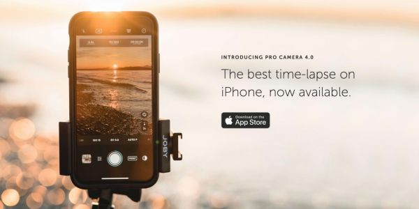 Moment Pro Camera iOS app gets big update to shoot next-level time-lapses
