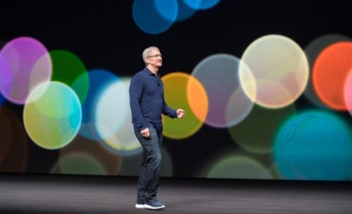 Apple CEO Tim Cook blames social media and technology 'overuse' after iPhone addiction criticisms