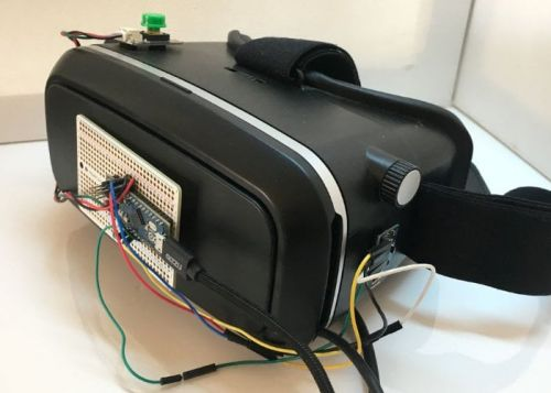 DIY VR headset lets you enjoy PC games thanks to a little Arduino