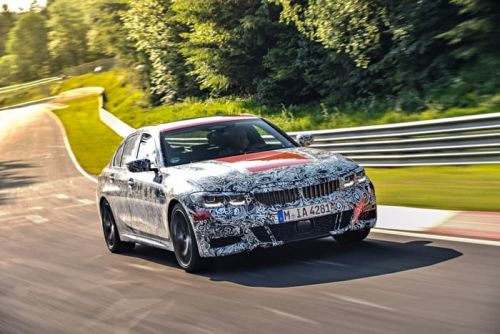 New BMW 3 Series Gets Endurance Tested Ahead Of Next Months Reveal