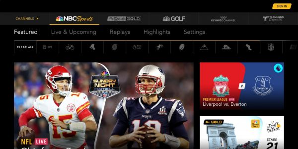 NBC Sports arrives on Android TV w/ subscription passes, access to dozens of sporting events