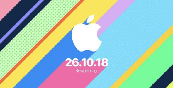 Apple's Covent Garden Store in London to Reopen on October 26