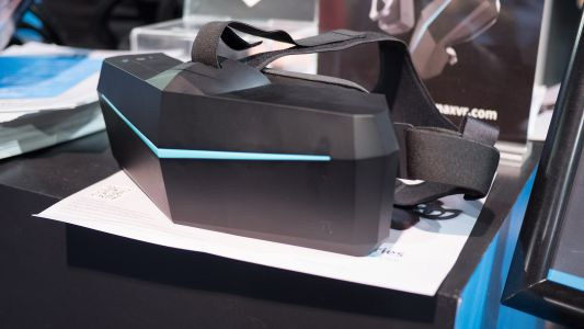 Pimax's '8K' ultra-wide high-resolution VR headset is slated to ship in February