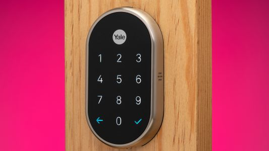 The Nest x Yale smart lock is a brilliant home security upgrade