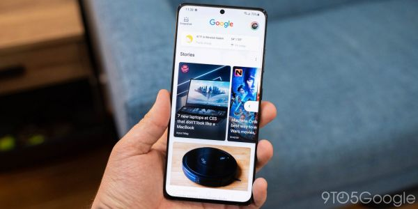 Google Discover starts surfacing YouTube content in 'Short videos' carousel