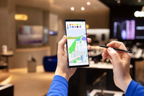 Samsung Galaxy Note 10 rumored to feature 6.66 inch display