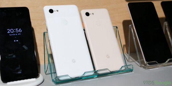 Google posts Pixel 3 and Pixel 3 XL Android Pie factory images, confirming codenames