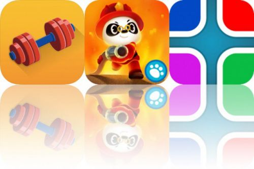 Today's Apps Gone Free: Daily Strength, Dr. Panda Firefighters and Simple Cards