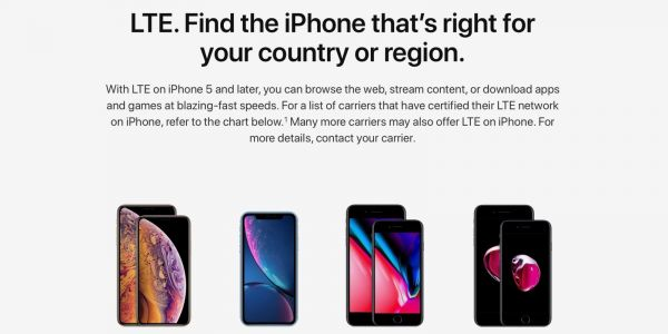 How to check what carriers and countries work with your iPhone