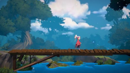 Google Stadia gets one year exclusive on Modus Games' Lost Words: Beyond the Page