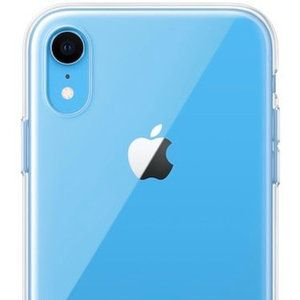 Here's a first look at Apple's first ever clear case, for the colorful iPhone XR