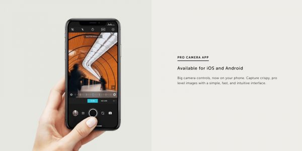 Moment Pro camera app brings big video upgrades with multiple color profiles, real-time waveform Monitor, video RGB histogram, more