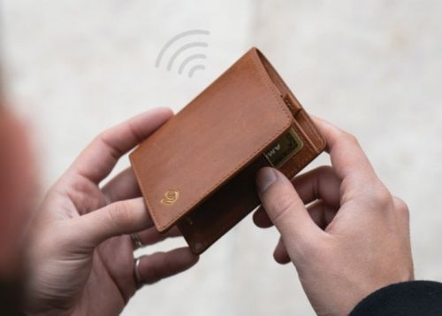 Suave 2.0 luxury RFID wallets